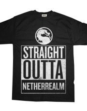 Straight Outta NetherRealm