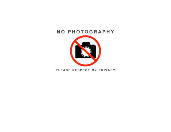 No Photography Please...