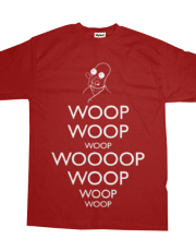 Keep calm and WOOP WOOP WOOP