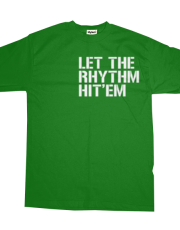 Hip Hop T Shirt - Eric B and Rakim (LET THE RHYTHM HIT'EM)