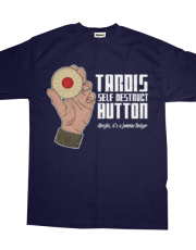 Tardis Self Destruct Button