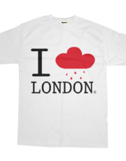 I Love London (under the rain)