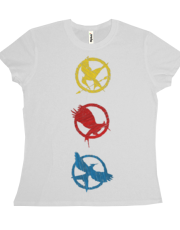The Hunger Games - Symbols - Colour