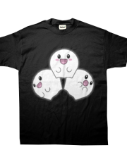 Ghostly Trio Shirt