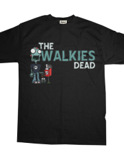 The Walkies Dead Tee