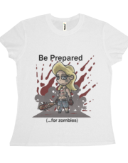 Be Prepared For Zombies