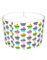 Cupcake Love - lampshade
