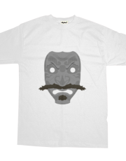 Samurai Mask - Gray