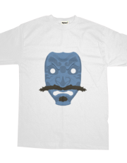 Samurai Mask - Blue