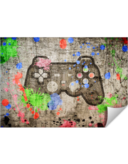 Controller Graffitti PS