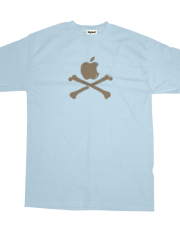 applepirate baby blue