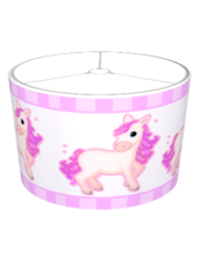 Pretty Pink Pony Design