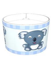 Cute Koala Bear Shade in Blue