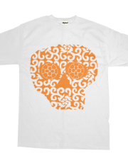 Primitive Skull Orange