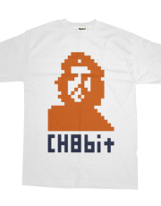 CH8bit Orange/Blue
