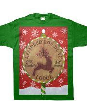 Reindeer Lodge- Art Licensing
