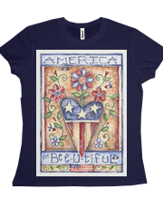 America The Beeutiful- Shelly Rasche