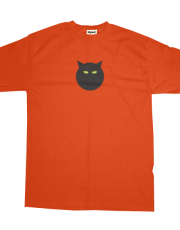 Asteroid Family Black Cat T-shirt