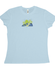 Atlantean Sea Queen T-shirt