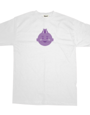 Violet Boy T-shirt (white)