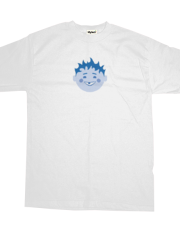 Blue Boy T-shirt (white)