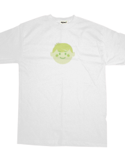 Green Boy T-shirt (white)