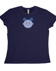 Indigo Girl T-shirt (navy)