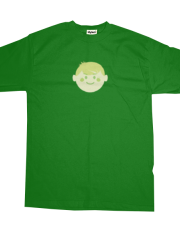 Green Boy T-shirt (green)