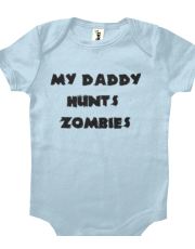 My Daddy Hunts Zombies
