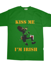 Bottleman - Kiss me I'm Irish