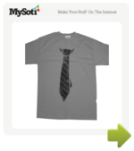 Home Business Attire tee by BenLambertArt. Available from MySoti.com.