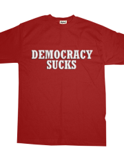 Democracy Sucks