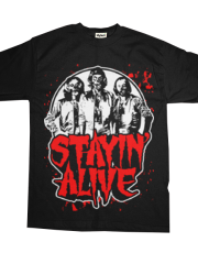 Stayin' Alive (Zom-Bee Gees)
