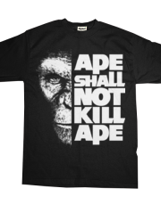 Ape Shall Not Kill Ape