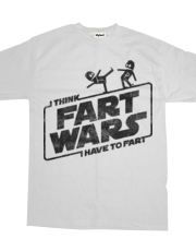 FART WARS (Black)