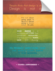 Design is Not Style