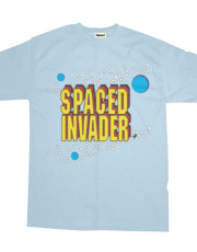 Space Invaders spoof - Spaced Invader