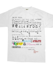 Breakfast Club Typography Tee