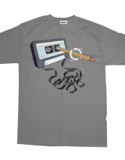Back in the Day - Retro Music Shirt
