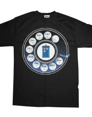 Call the Doctor - Doctor Who Shirt