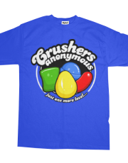 Crushers Anonymous - Candy Crush Shirt