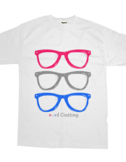 nerd red white? and blue