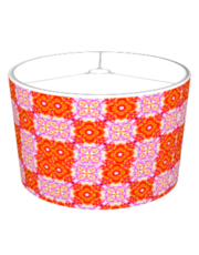 Dynamic Graphic Lampshade