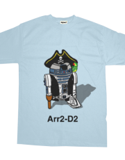 Arr2D2 Pirate Droid
