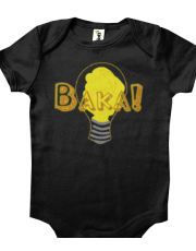 Baka! Light bulb onesies