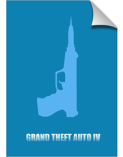 Minimalist Games - Grand Theft Auto IV