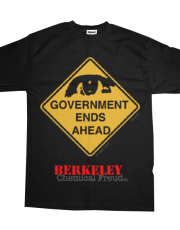 Government Ends Ahead