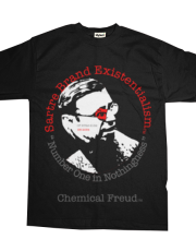 Jean Paul Sartre |  Sartre Brand Existentialism | Number One in Nothingness