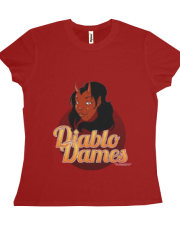 Diablo Dames Team Shirt