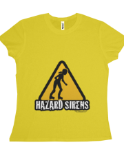 Hazard Sirens Team Shirt
